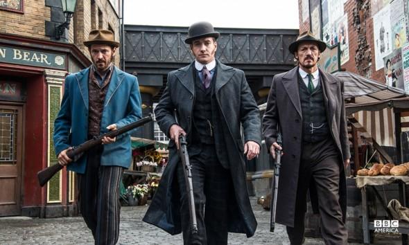 Ripper Street TV show on BBC America: season 3