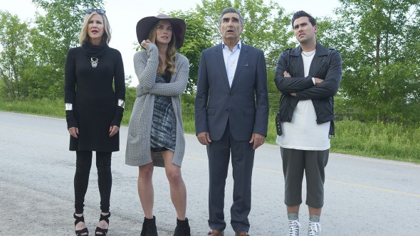 Schitt's Creek TV show on Pop: season 2