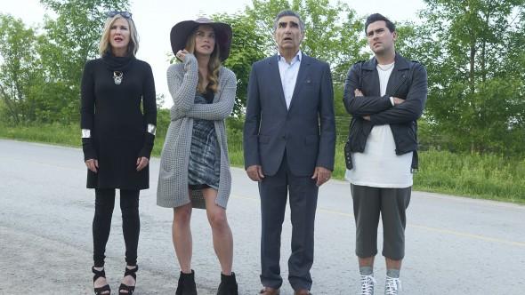 Schitt's Creek TV show on Pop: season 2