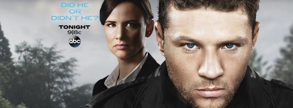 Secrets and Lies TV show on ABC: ratings (cancel or renew?)