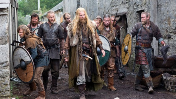 Vikings TV show on History: season 4