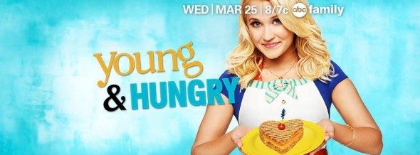 Young and Hungry TV show on ABC Family: season 2 ratings (cancel or renew?)