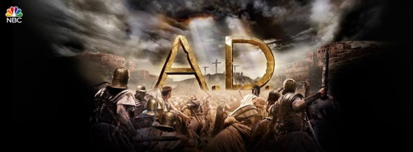 AD: The Bible Continues mini-series ratings (cancel or renew?)