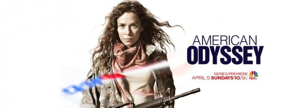 American Odyssey TV show on NBC: ratings (cancel or renew?)