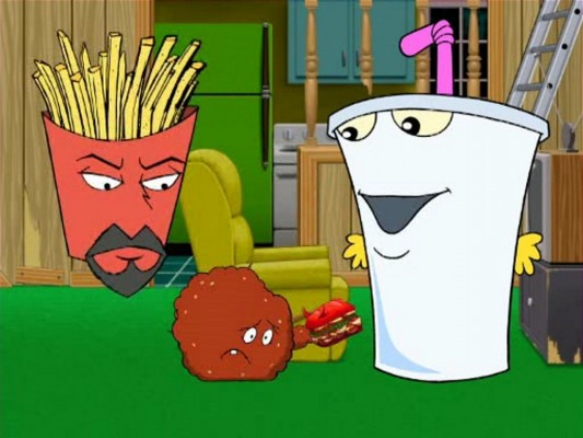 Aqua Teen Hunger Force TV show on Adult Swim ending, no season 14
