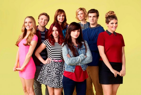 Awkward TV show on MTV: season five