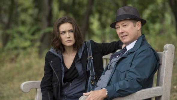 The Blacklist TV show on NBC: ratings