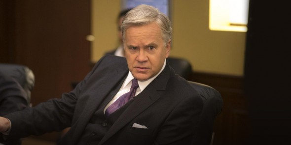 The Brink TV show on HBO