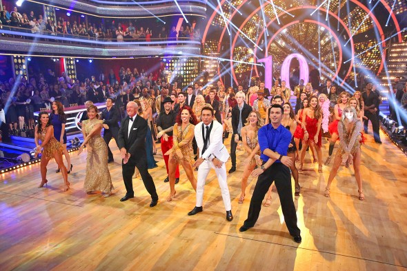 Dancing with the Stars special on ABC