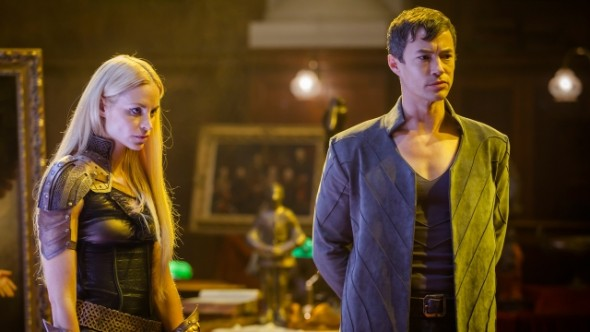 Dominion TV show on Syfy: season 2 debut