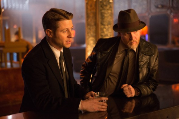 Gotham TV show on FOX: ratings (cancel or renew?)