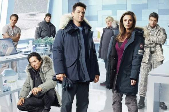 Helix TV show on Syfy: canceled, no season 3