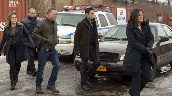 Law and Order: SVU TV show on NBC: ratings (cancel or renew?)