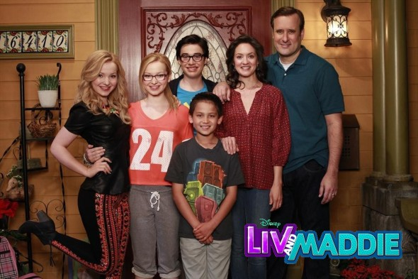 Liv and Maddie TV show on Disney Channel: season 3