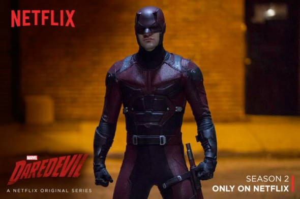 Marvel's Daredevil TV show on Netflix: season 2