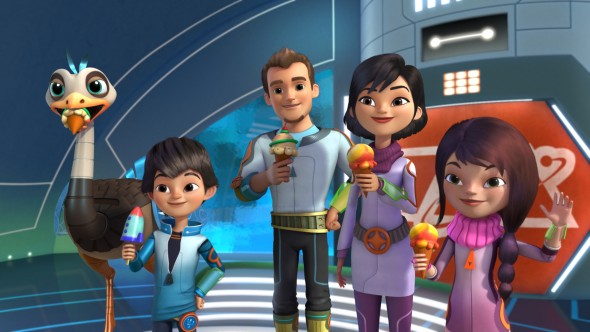 Miles from Tomorrowland TV show on Disney Junior: season 2