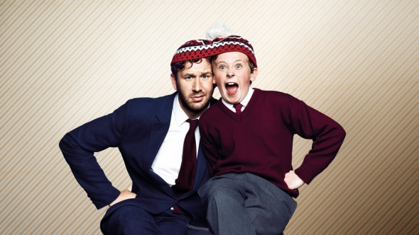 Moone Boy TV show on Hulu: season 3 ending