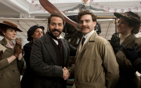 Mr Selfridge TV show on PBS: ending, no season 5