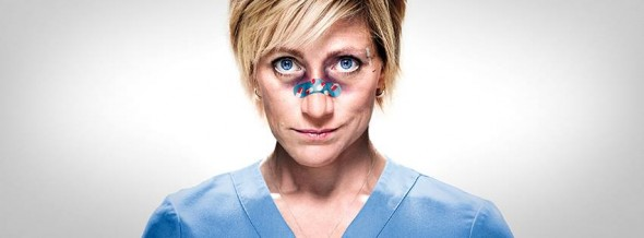 Nurse Jackie TV show on Showtime: final season ratings