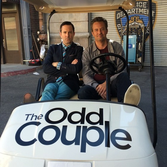 The Odd Couple TV show on CBS: cancel or renew for season 2?