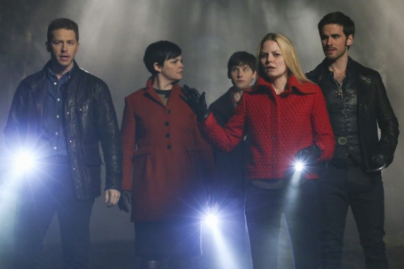 Once Upon a Time TV show on ABC: ratings