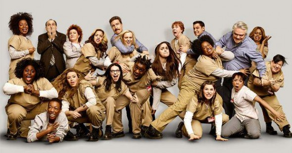 Orange Is the new Black TV show on Netflix: season 4 renewal