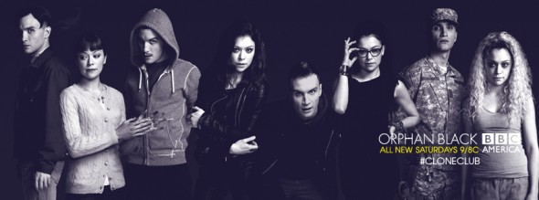 Orphan Black TV show on BBC America: ratings (cancel or renew?)