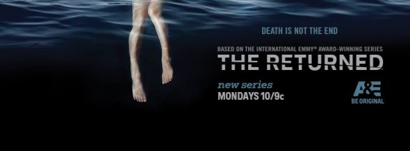 The Returned TV show on A&E: ratings (cancel or renew?)