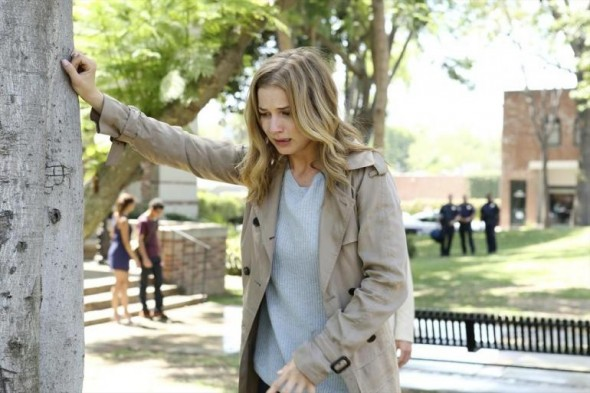 Revenge TV show on ABC: canceled, no season 5