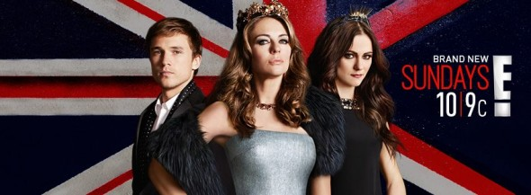 The Royals TV show on E!: ratings (cancel or renew?)