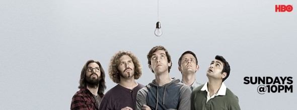 Silicon Valley TV show on HBO: ratings (season 2)