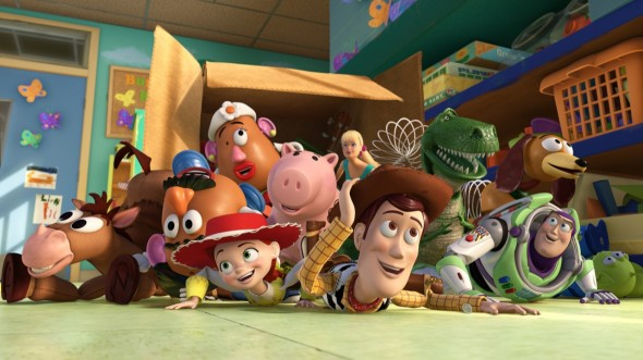 TOY STORY 3 ratings