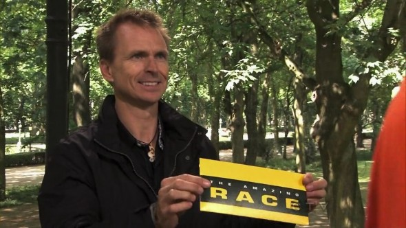 The Amazing Race TV show on CBS: season 27