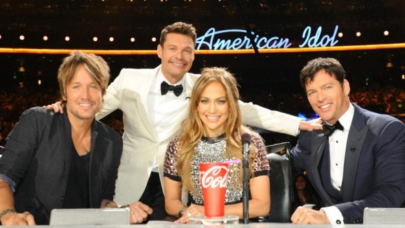 American Idol TV show on FOX: canceled, ending with season 15
