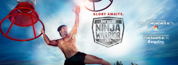 American Ninja Warrior TV show on NBC: ratings (cancel or renew?)