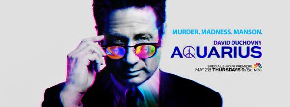 Aquarius TV show on NBC: ratings (cancel or renew?)