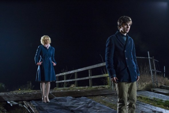 Bates Motel TV show on A&E: season 4