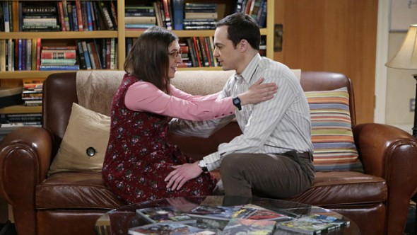 The Big Bang Theory TV show: finale ratings