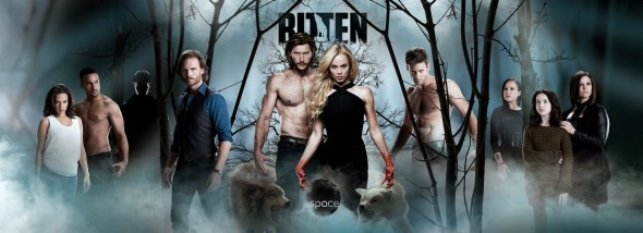 Bitten TV show on Syfy: season 3