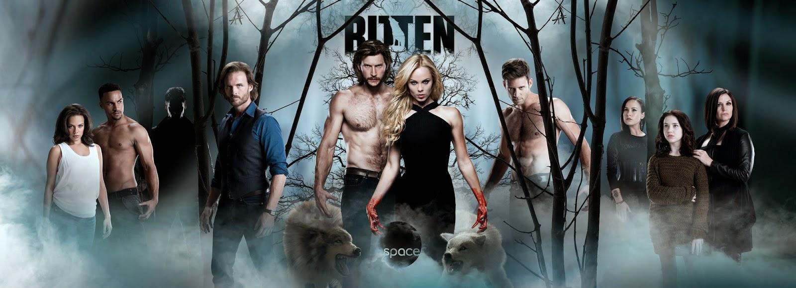 bitten tv show on syfy: season 3