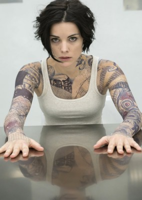 Blindspot TV show on NBC