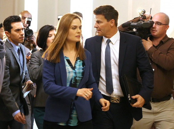 Bones TV show on FOX: season 11