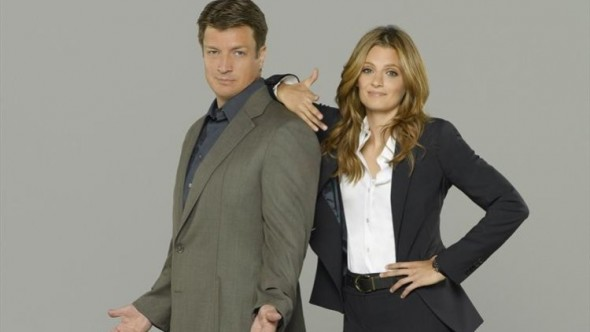 Castle TV show on ABC: season 8