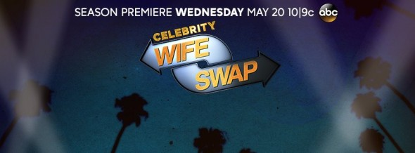 Celebrity Wife Swap TV show on ABC: ratings (cancel or renew?)