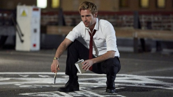 Constantine TV show on NBC: canceled; season on CW?