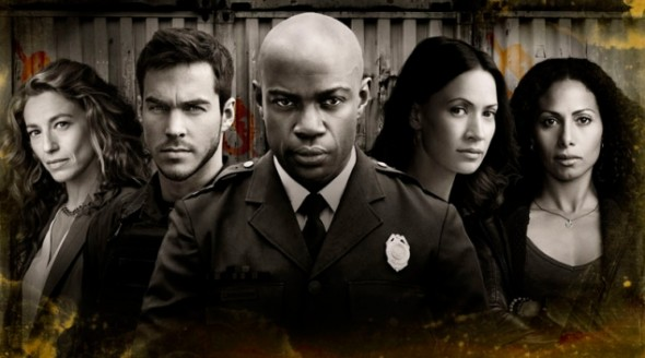 Containment TV show on The CW: canceled, no season 2.