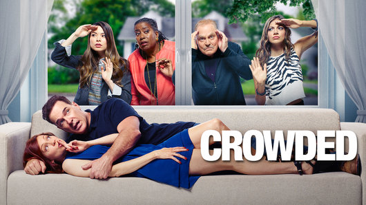 Crowded TV show on NBC