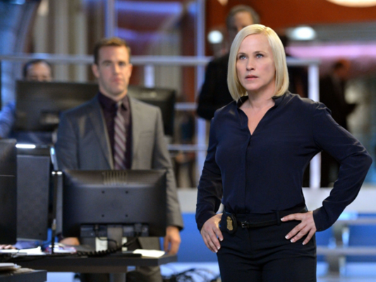 CSI: Cyber TV show on CBS: season 2