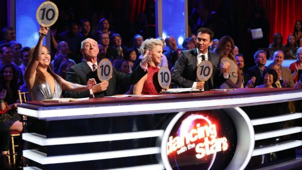 Dancing with the Stars TV show on ABC: season 21