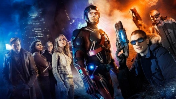 DC's Legends of Tomorrow TV show on CW: cancel or renew?